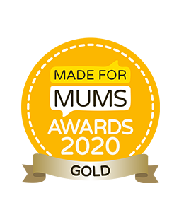 Made for Mums Awards 2020 – Gold