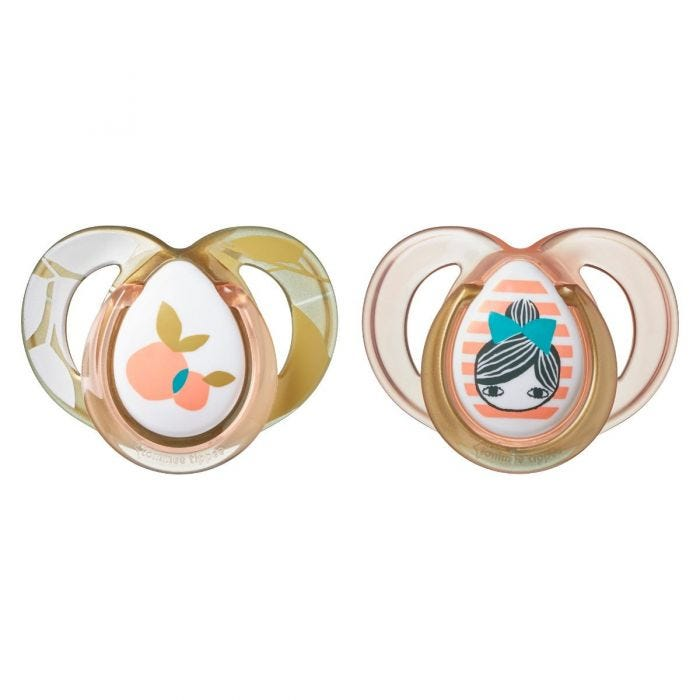 Moda Soother - 2 pack