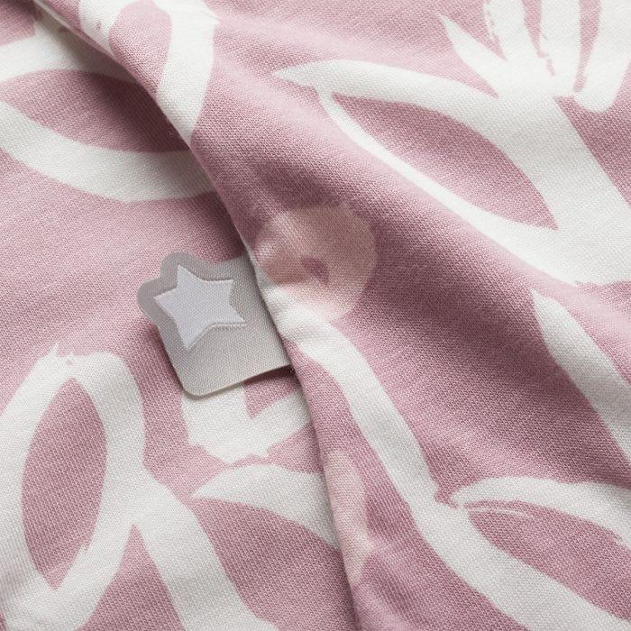 The Original Grobag Botanical Sleepbag fabric close up