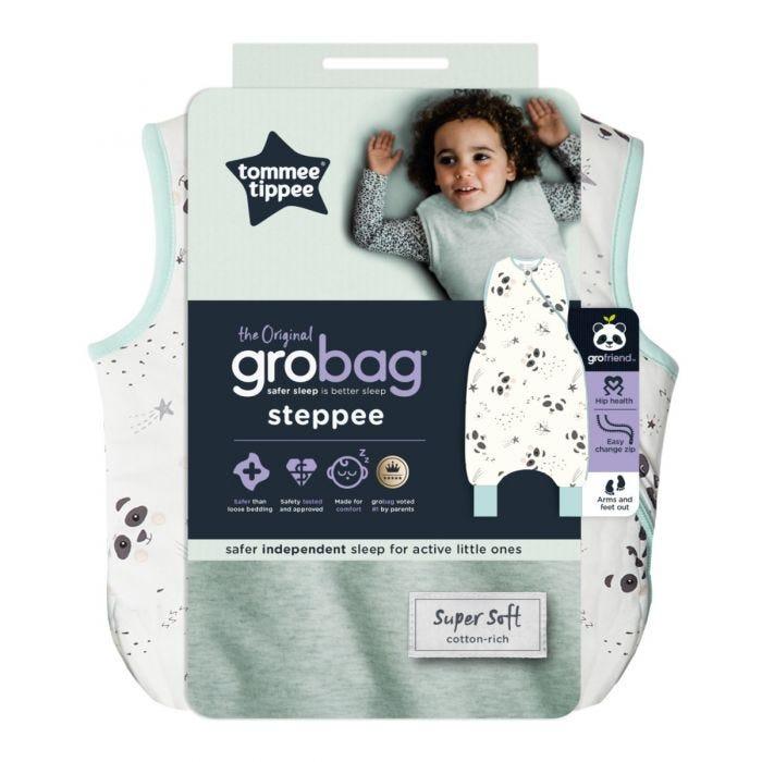 The original grobag little pip steppee packaging