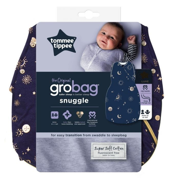 The Original Grobag Moon Child Snuggle packaging