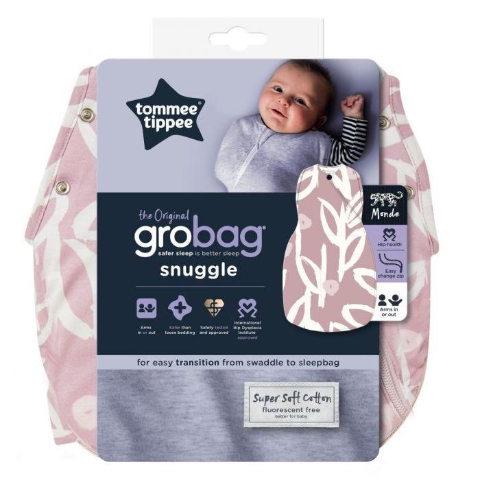 The Original Grobag Botanical Snuggle packaging