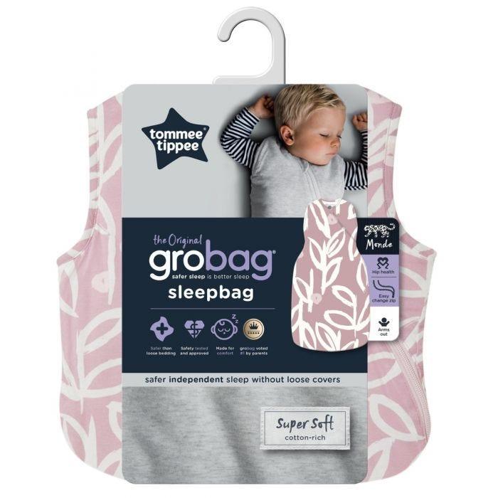 The Original Grobag Botanical Sleepbag packaging