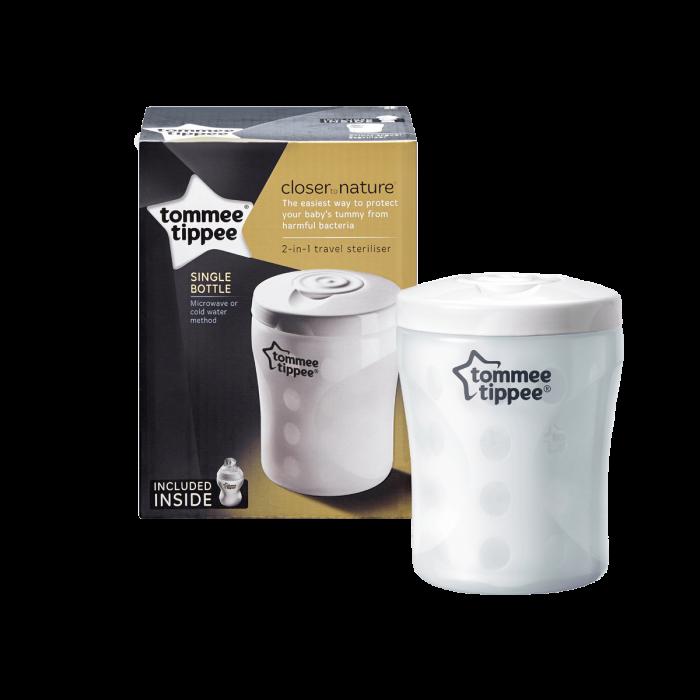 2-in-1-travel-steriliser-next-to-packaging