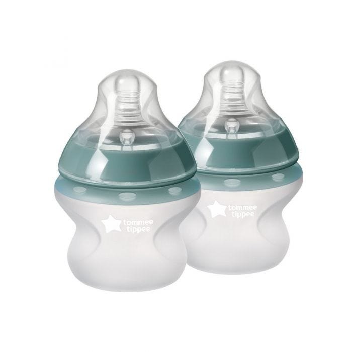 closer to nature silicone baby bottle
