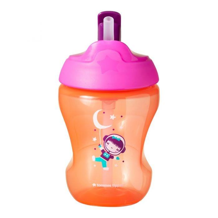 Trainer Straw Cup Orange