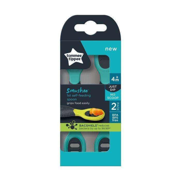 Smushee™- first self-feeding spoon packaging