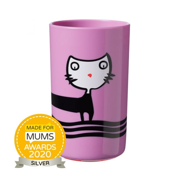 large-purple-no-knock-cup-with-cat-design