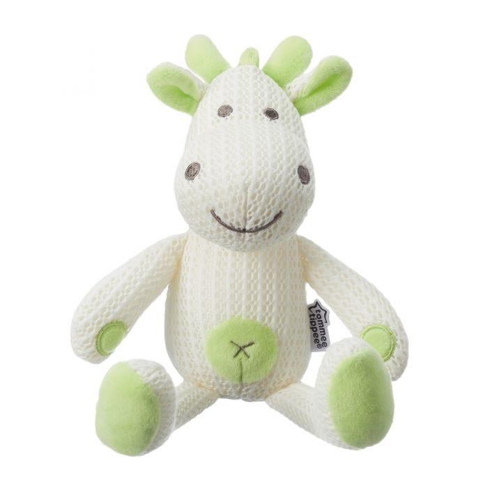 jiggy the giraffe breathable toy