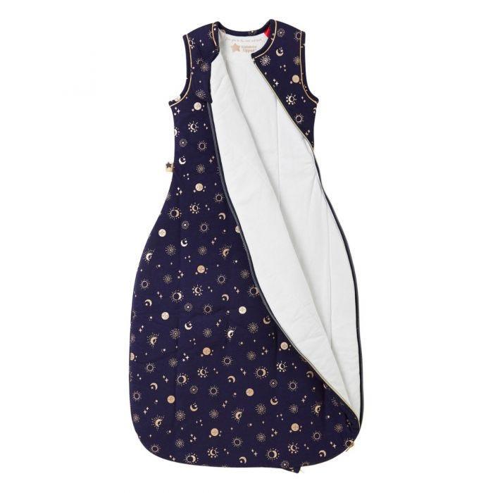The Original Grobag Moon Child Sleepbag with zip open