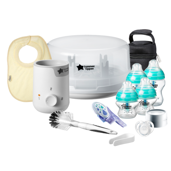 Advanced Anti-Colic Complete Feed and Soothe Gift Set
