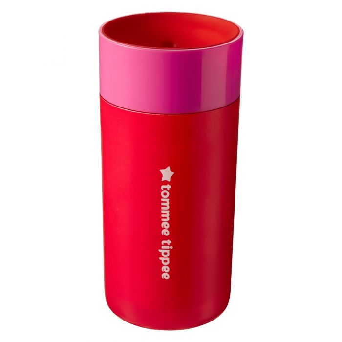 Insulated 360 cup pink