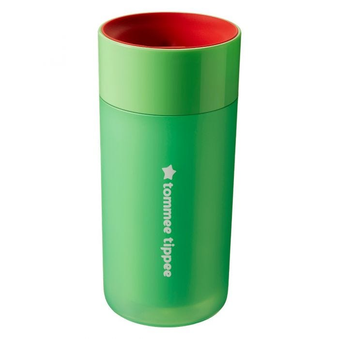 Insulated 360 cup green