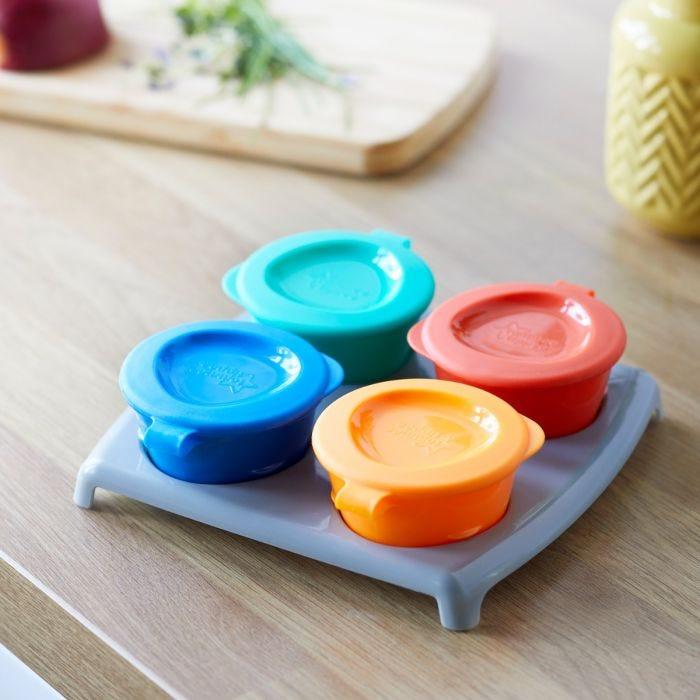 pop up freezer pots