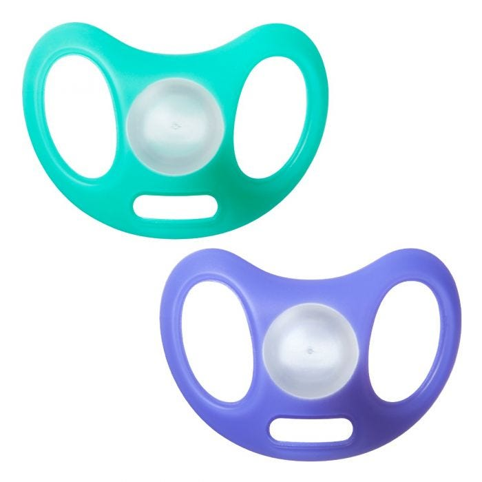 Advanced Sensitive Pacifier - 2 pack