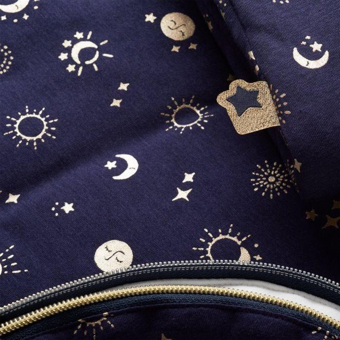 The Original Grobag Moon Child Sleepbag close up