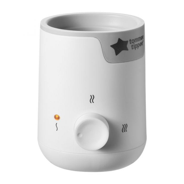 Tommee Tippee white electric bottle and food warmer