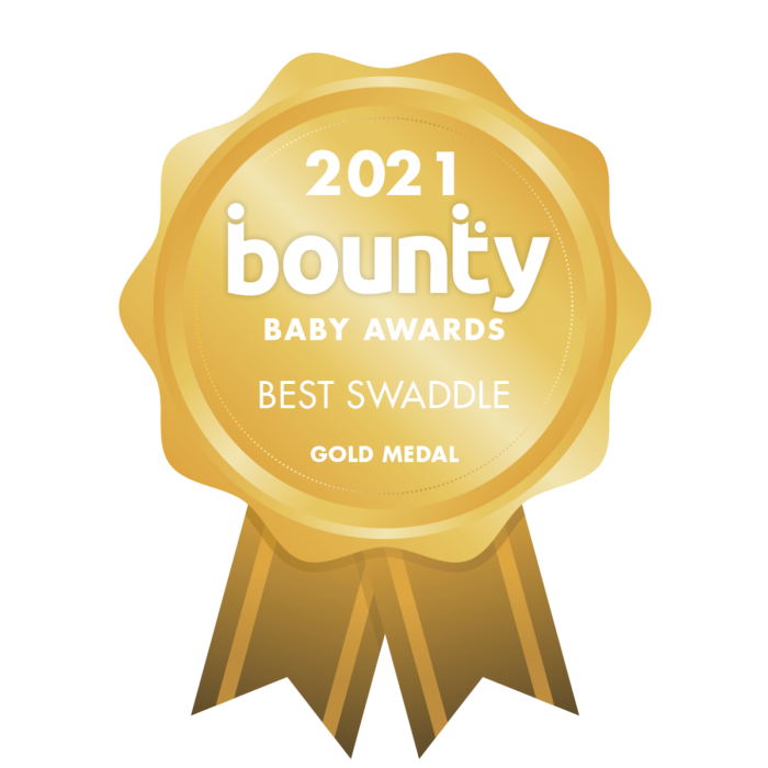 Bounty Best Swaddle Gold Award