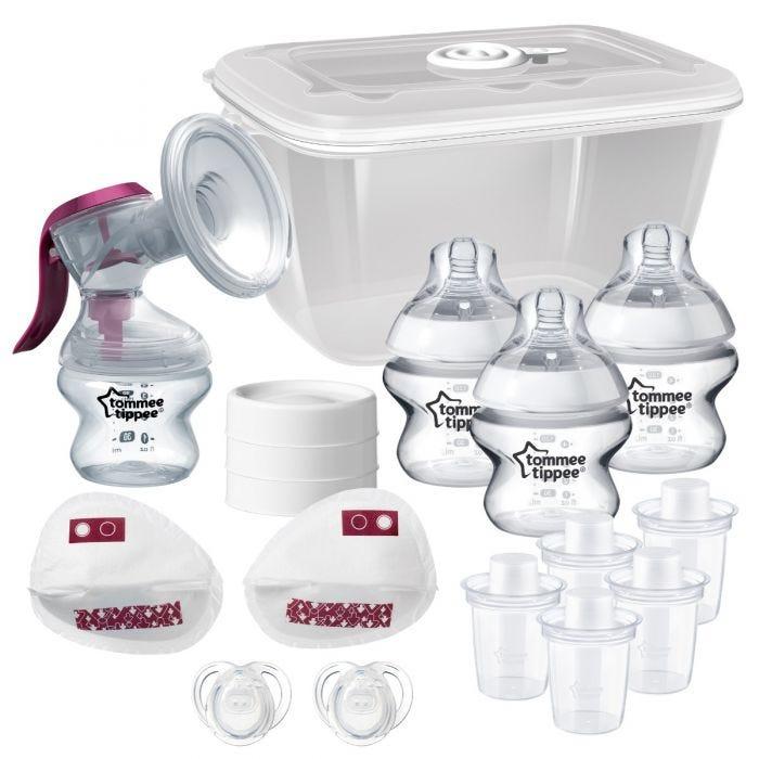 Made for Me  Breastfeeding Starter Kit