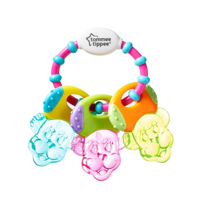 multi-colour-playful-key-style-teether