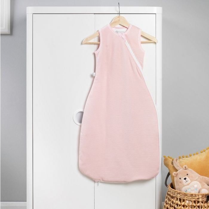 The Original Grobag Classic Rose Sleepbag hanging up