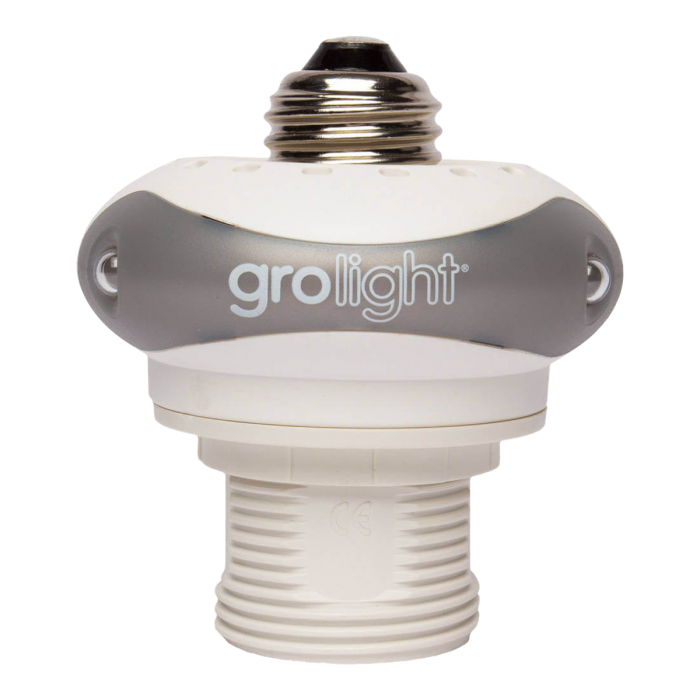 Grolight with Edison fit