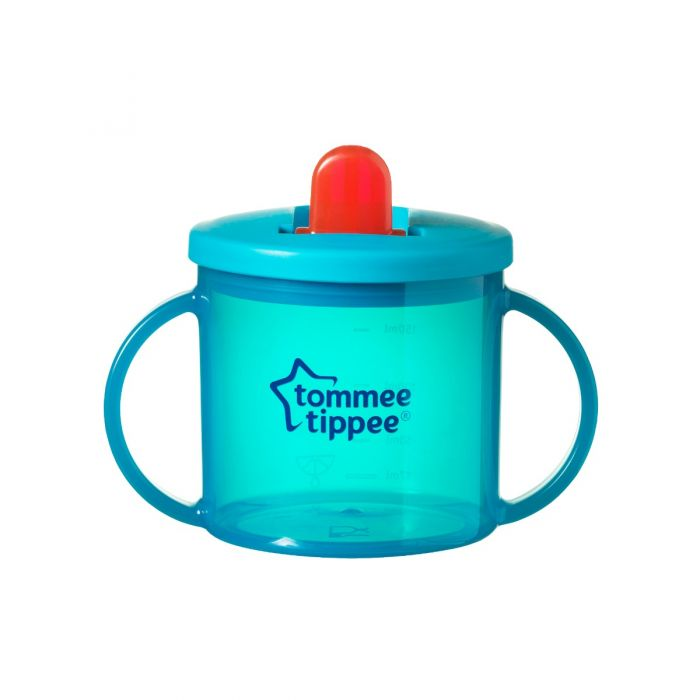 Essential Free Flow First Cup blue