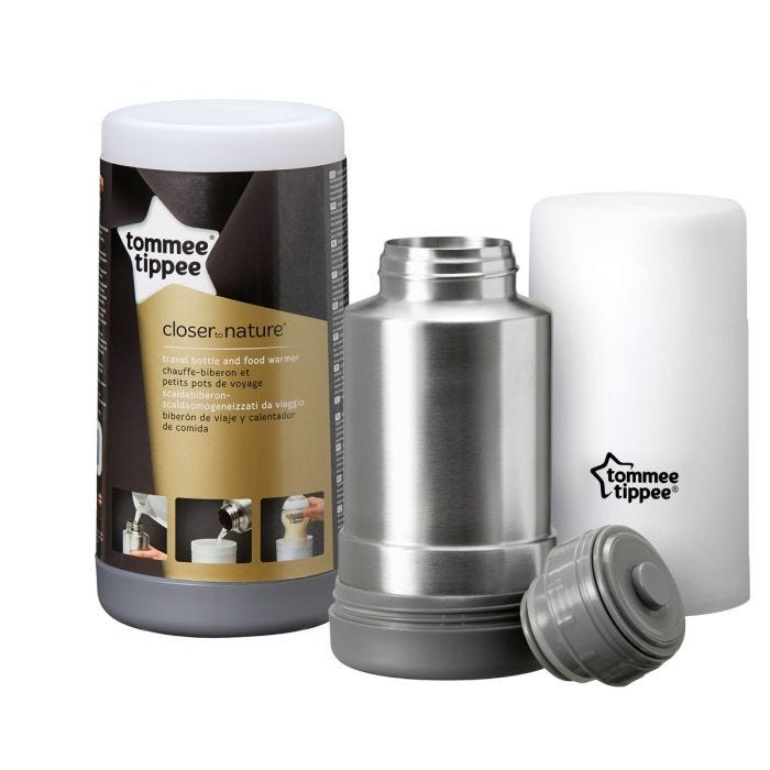 Travel-Bottle-and-food-Warmer-next-to-packaging