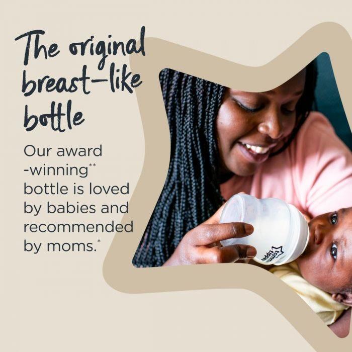 CTN baby bottle infographic
