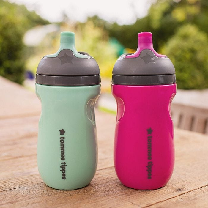 Insulated Sippee Bottles