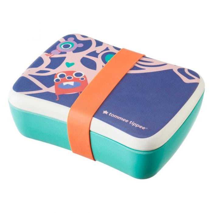 Bamboo Lunchbox closed