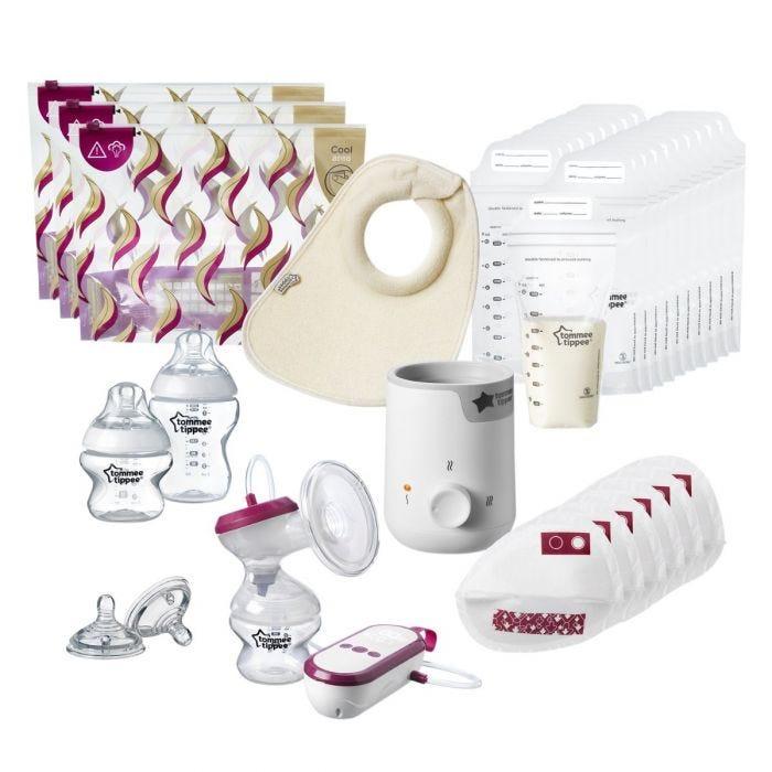 Tommee Tippee Complete Breastfeeding Kit UK