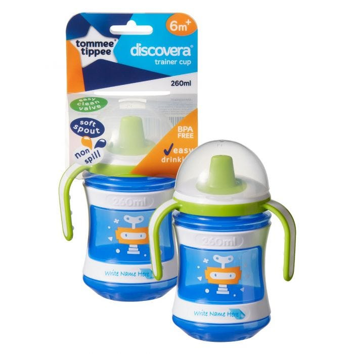 Trainer Sippee Cup with packaging