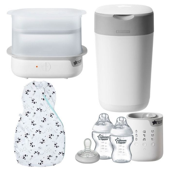 Newborn complete starter bundle products