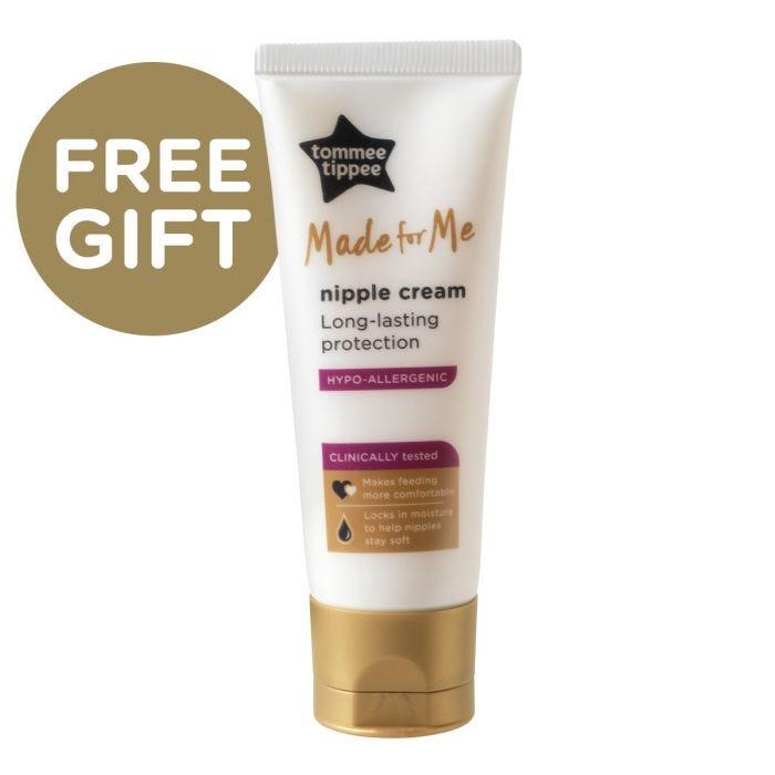 free nipple cream