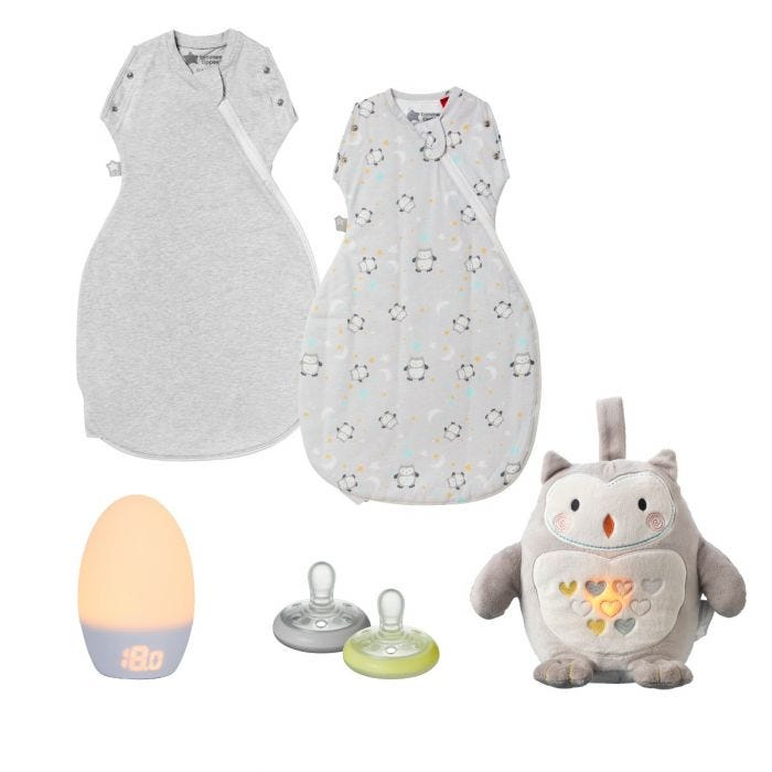 Ollie the Owl Newborn Gift Set