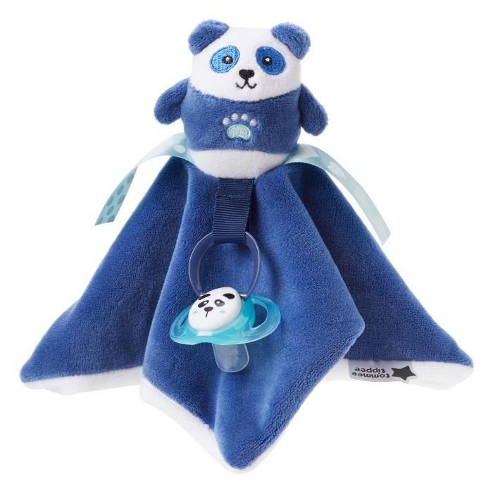 panda paci snuggie