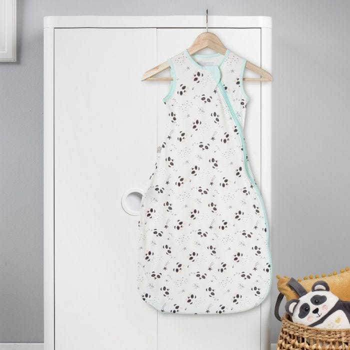 The Original Grobag Little Pip Sleepbag hanging up