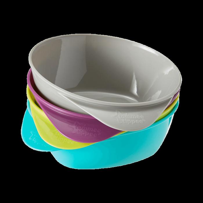 easy scoop feeding bowls