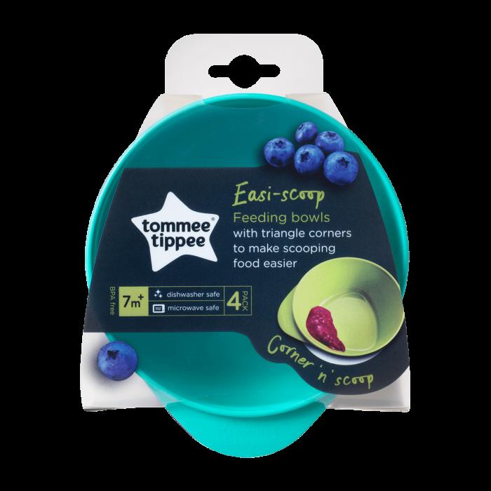 easi scoop feeding bowls in packaging