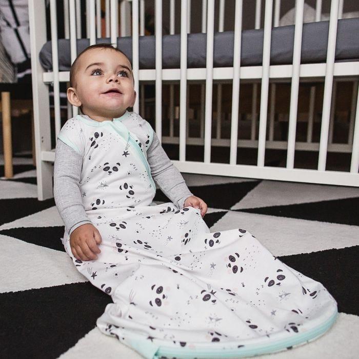 Child wearing The Original Grobag Little Pip Sleepbag
