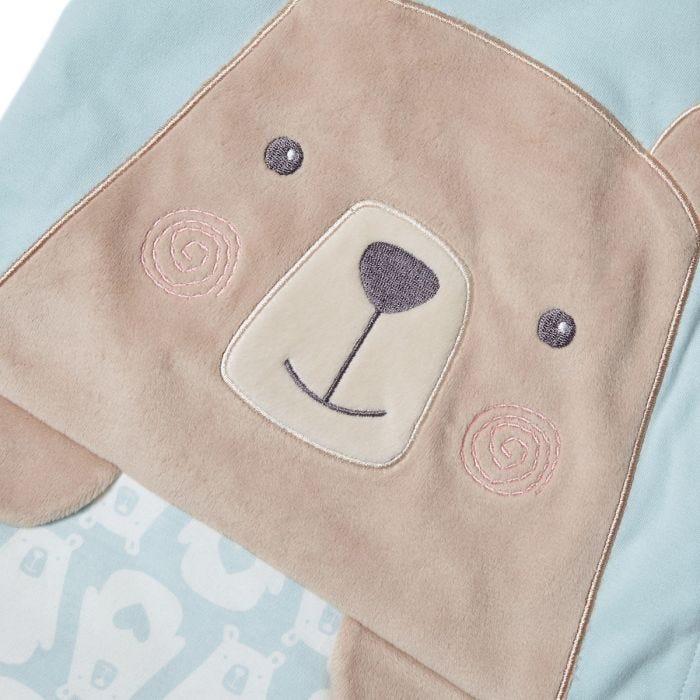 The Original Grobag Bennie the Bear Sleepbag applique