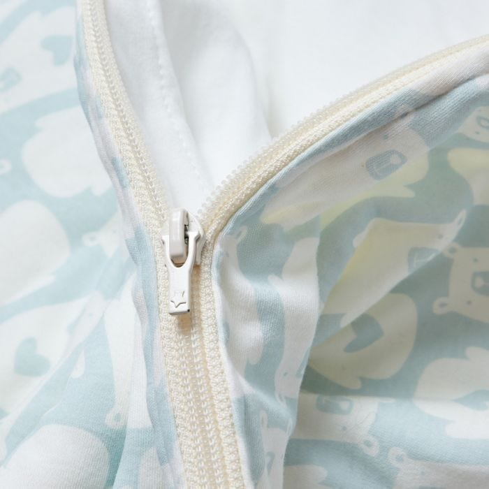 The Original Grobag Bennie the Bear Sleepbag zip