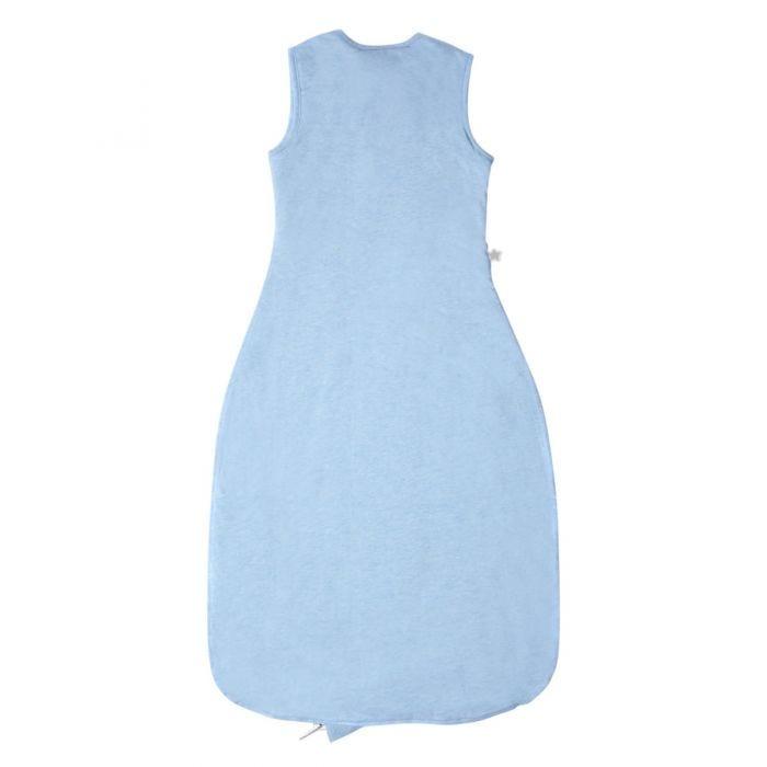 Blue Marl Grobag Sleepbag back