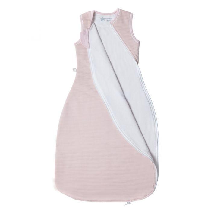 Original Grobag Classic Rose Sleepbag zip open