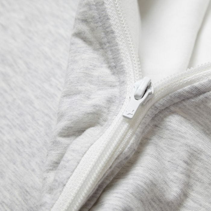 The Original Grobag Grey Marl Sleepbag zip