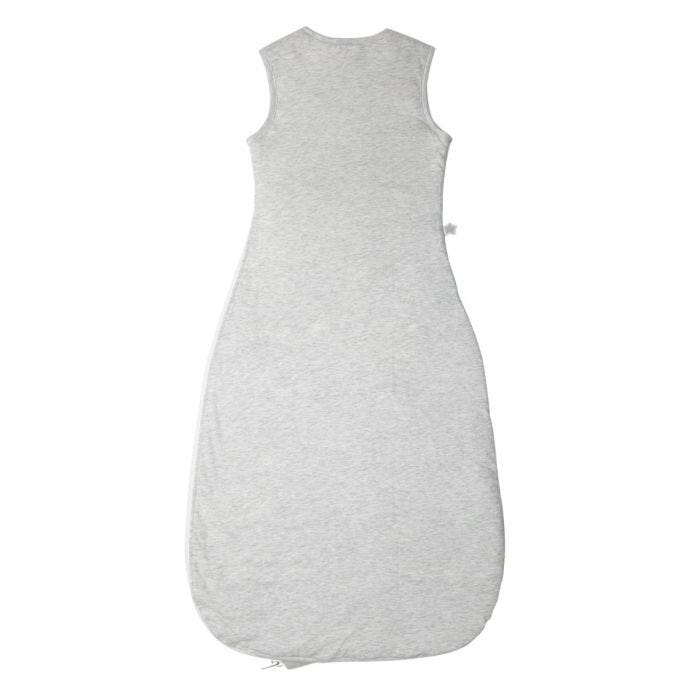 The Original Grobag Grey Marl Sleepbag back
