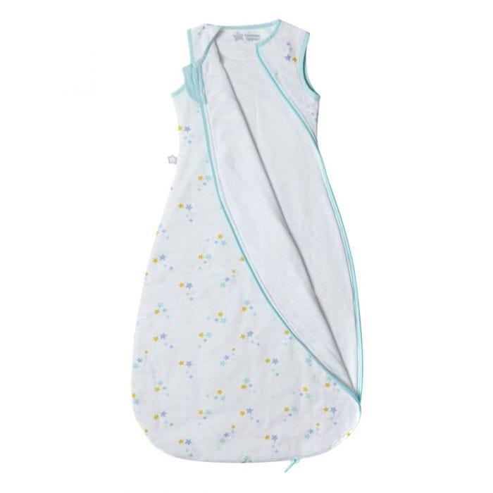 Little Stars Original Grobag Sleepbag open zip