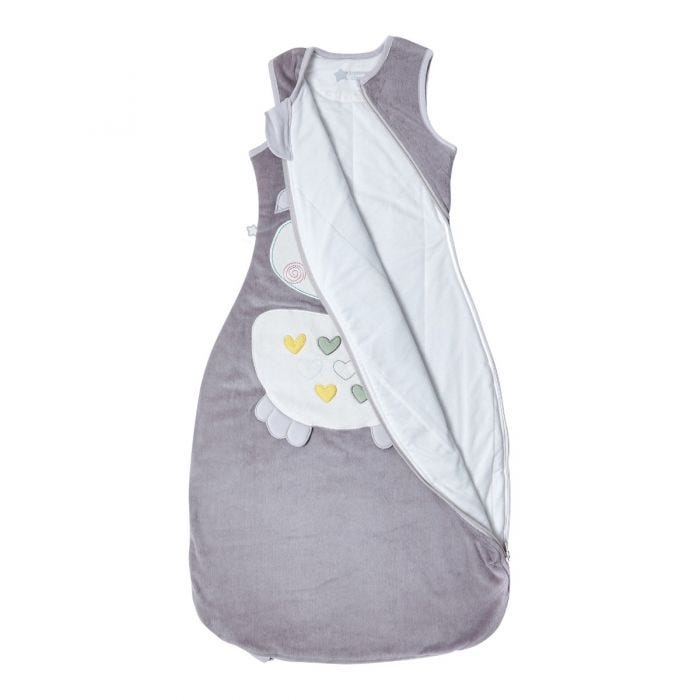 The Original Grobag Ollie the Owl Sleepbag zip open
