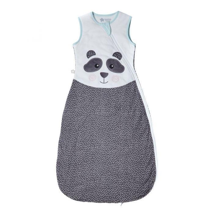The Original Grobag Pip the Panda Sleepbag, showing front design